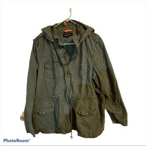 New look Utility plus size jacket